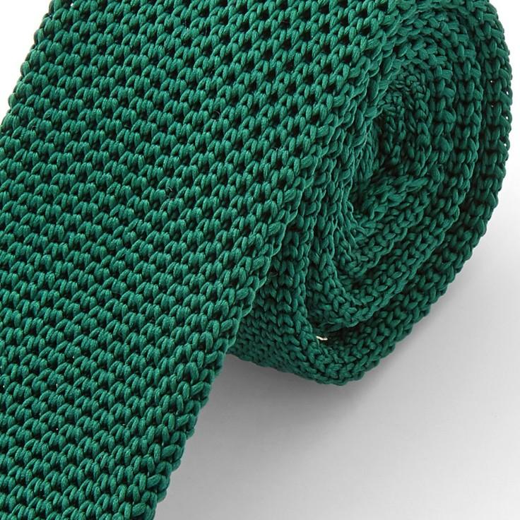 cravate-vert-sapin-tricotee-trendhim-32
