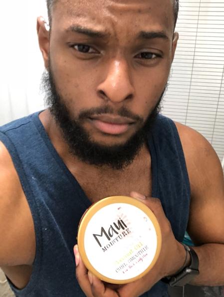 MonsieurJohn nouvelle tête avec barbe