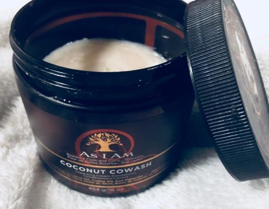 MonsieurJohn Shampoing crème AS I AM